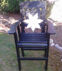 Starburst Chair